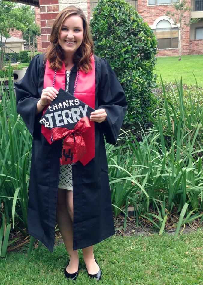 University of Houston graduation
