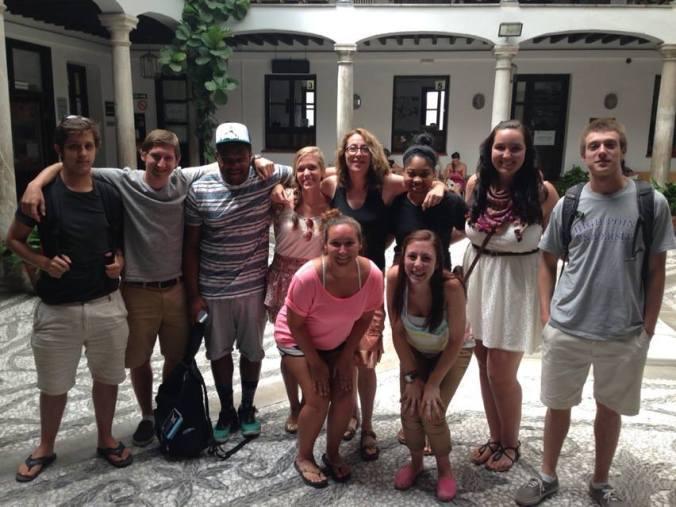 University of Granada study abroad
