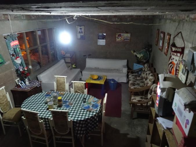 Living Room Peace Corps Peru