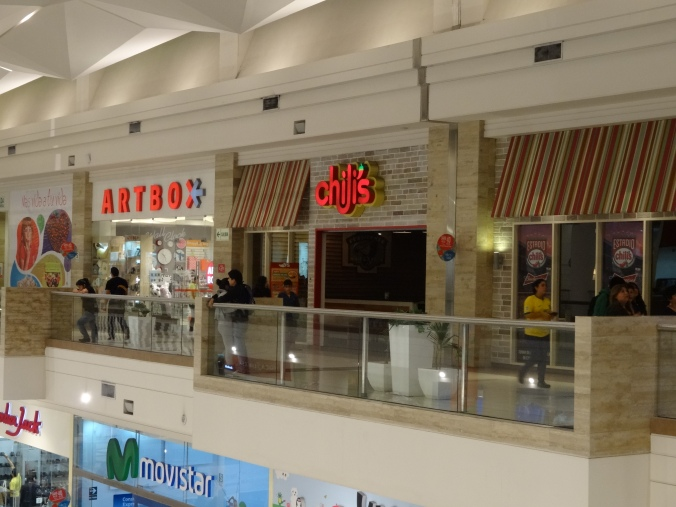 Mall in Santa Anita, Peru