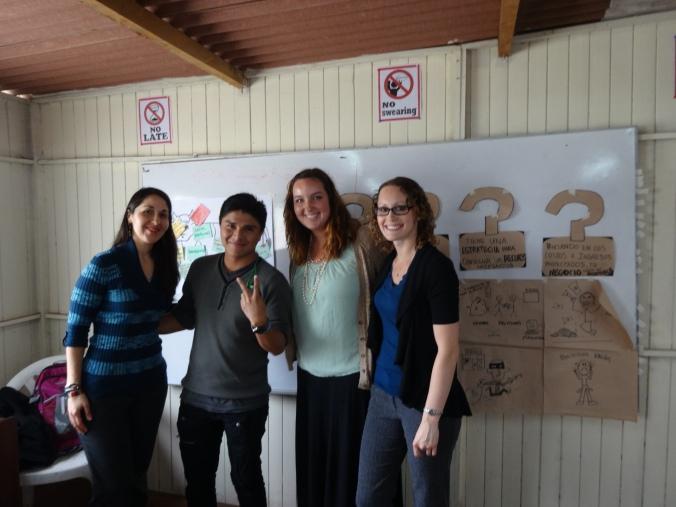 Teaching Instituto in Peru