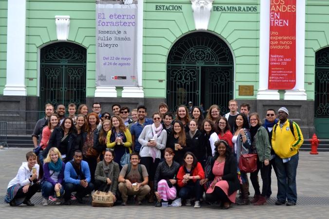 Peace Corps Peru 23 in Lima