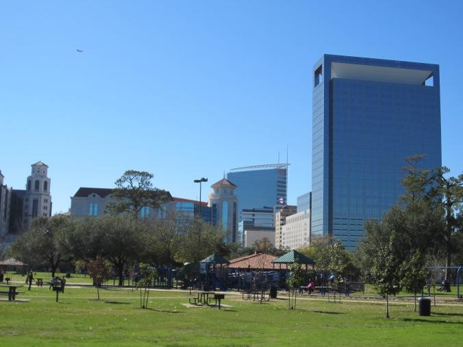 Hermann Park Houston