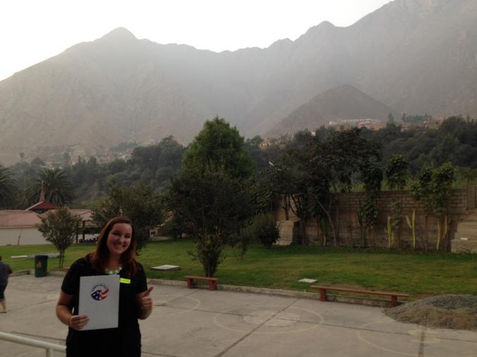 Peace Corps Peru 23 retreat