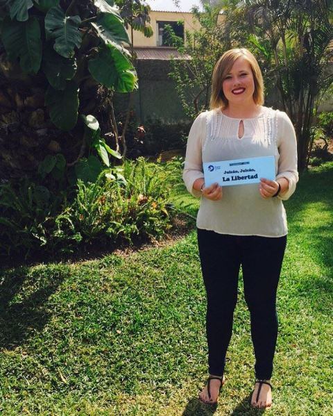 Amelia Peace Corps Peru 27 Volunteer Community Economic Development