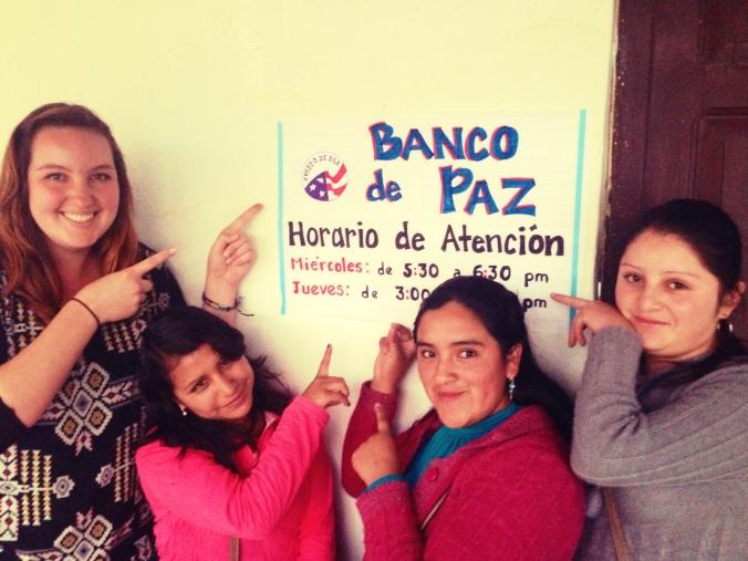 banco de paz