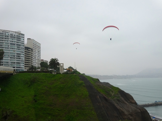 Lima seaside