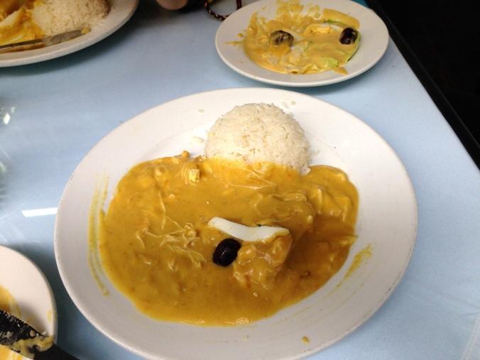 Peruvian Food in Lima