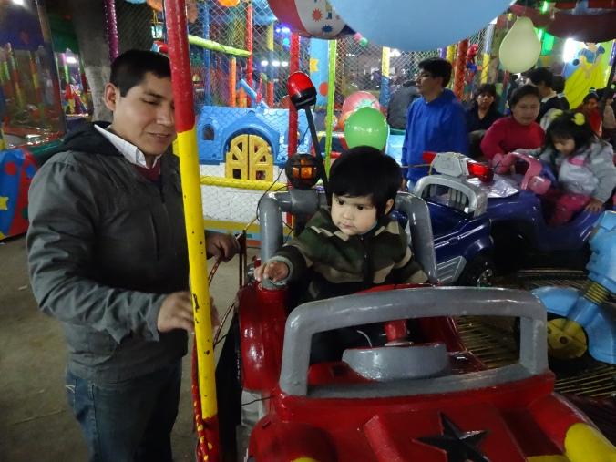 Fair in Chosica, Peru