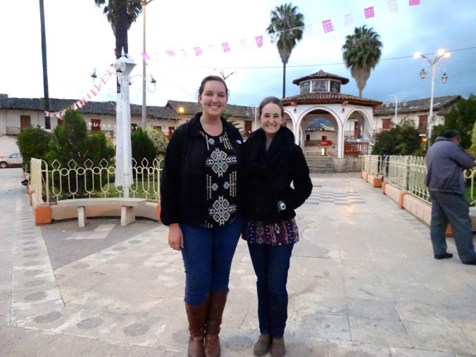 Santa Cruz, Cajamarca Plaza de Armas