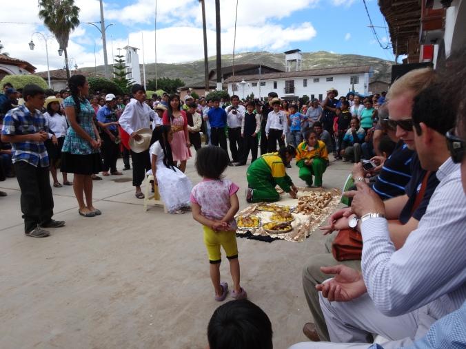Peruvian baptism