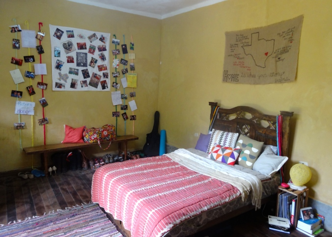 Peace Corps peru room tour