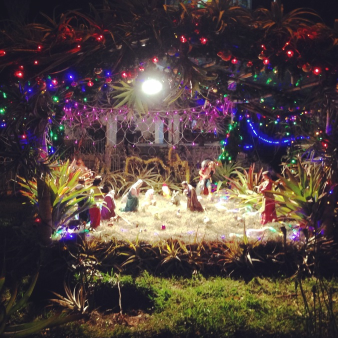 nativity in Santa Cruz Cajamarca