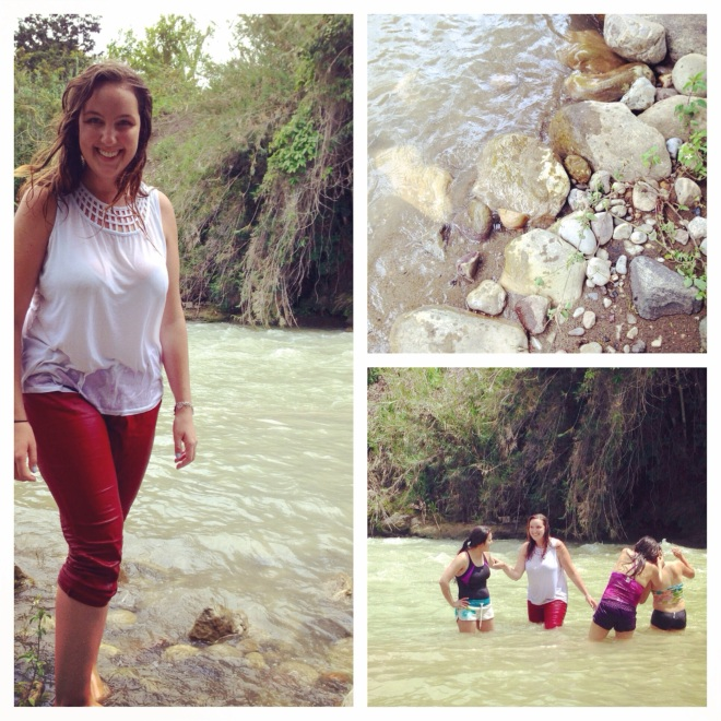 river day in Peru