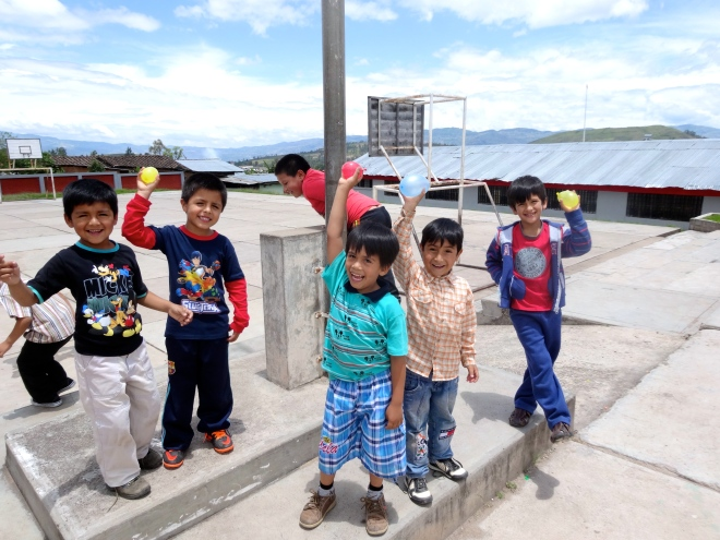 Peace Corps Peru Carnaval