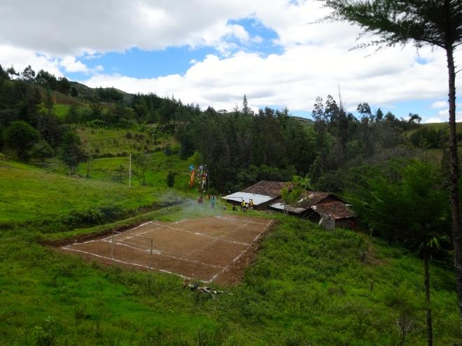 Campo House Peace Corps Peru