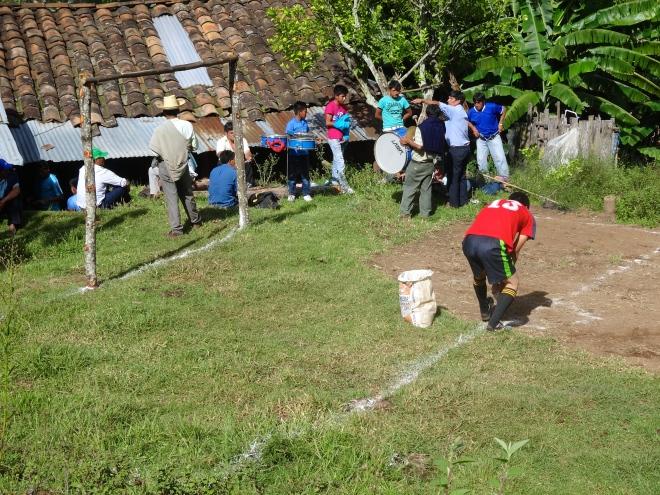 futbolito Cajamarca, Peru Peace Corps