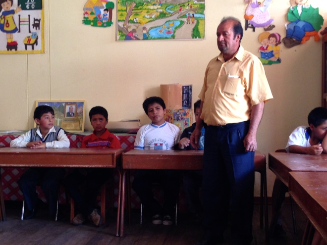 Director of Primaria in Peru