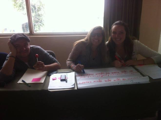 Peace Corps Volunteers in Peru IST
