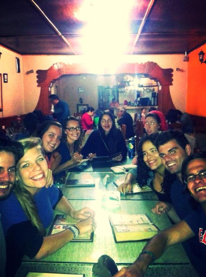 Peace Corps Volunteers Peru 23 in Cajamarca IST