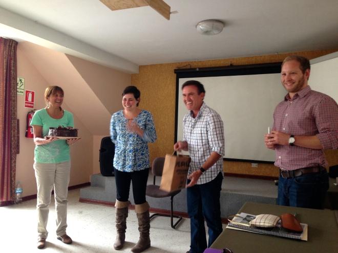 Tech Trainer Peace Corps Peru