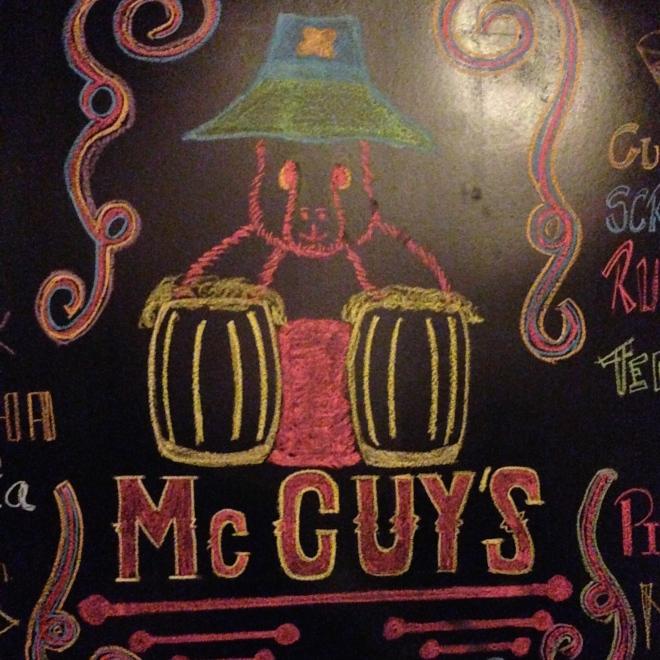 Mc Cuy's Cajamarca Peru