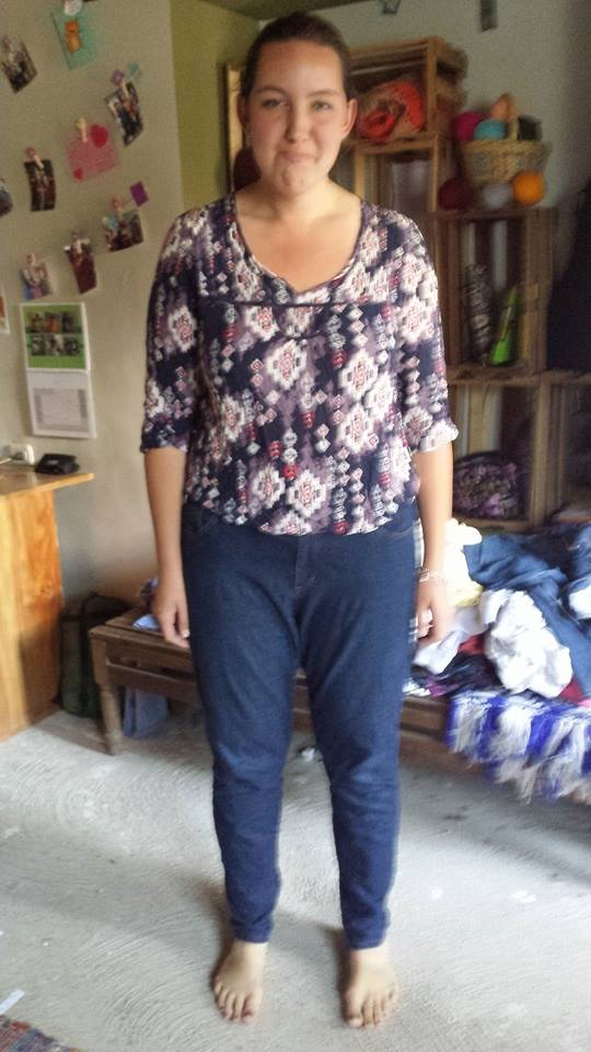 Peace Corps Volunteer Weight loss
