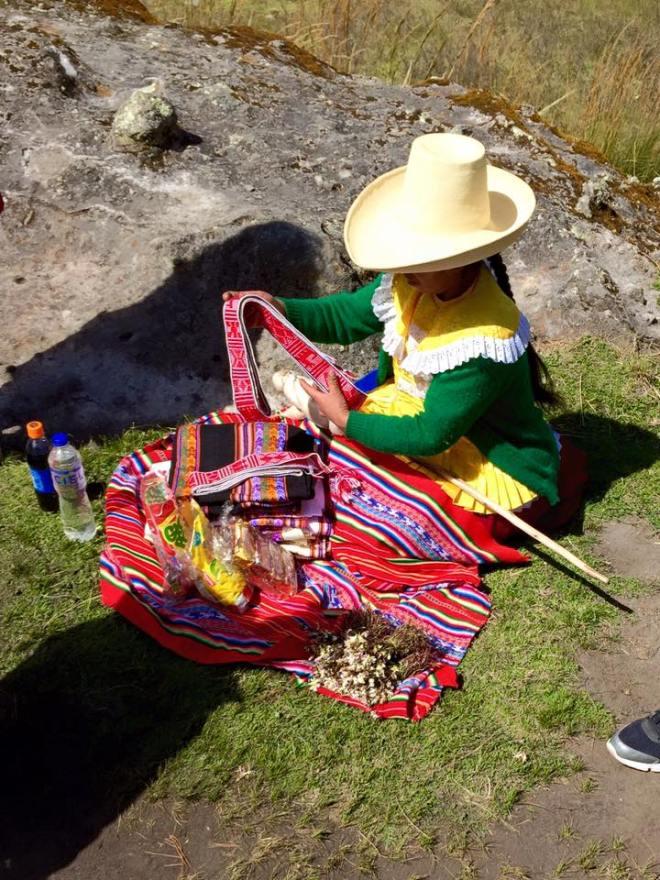 Cajamarca Artisan Cumbe Mayo, Peru