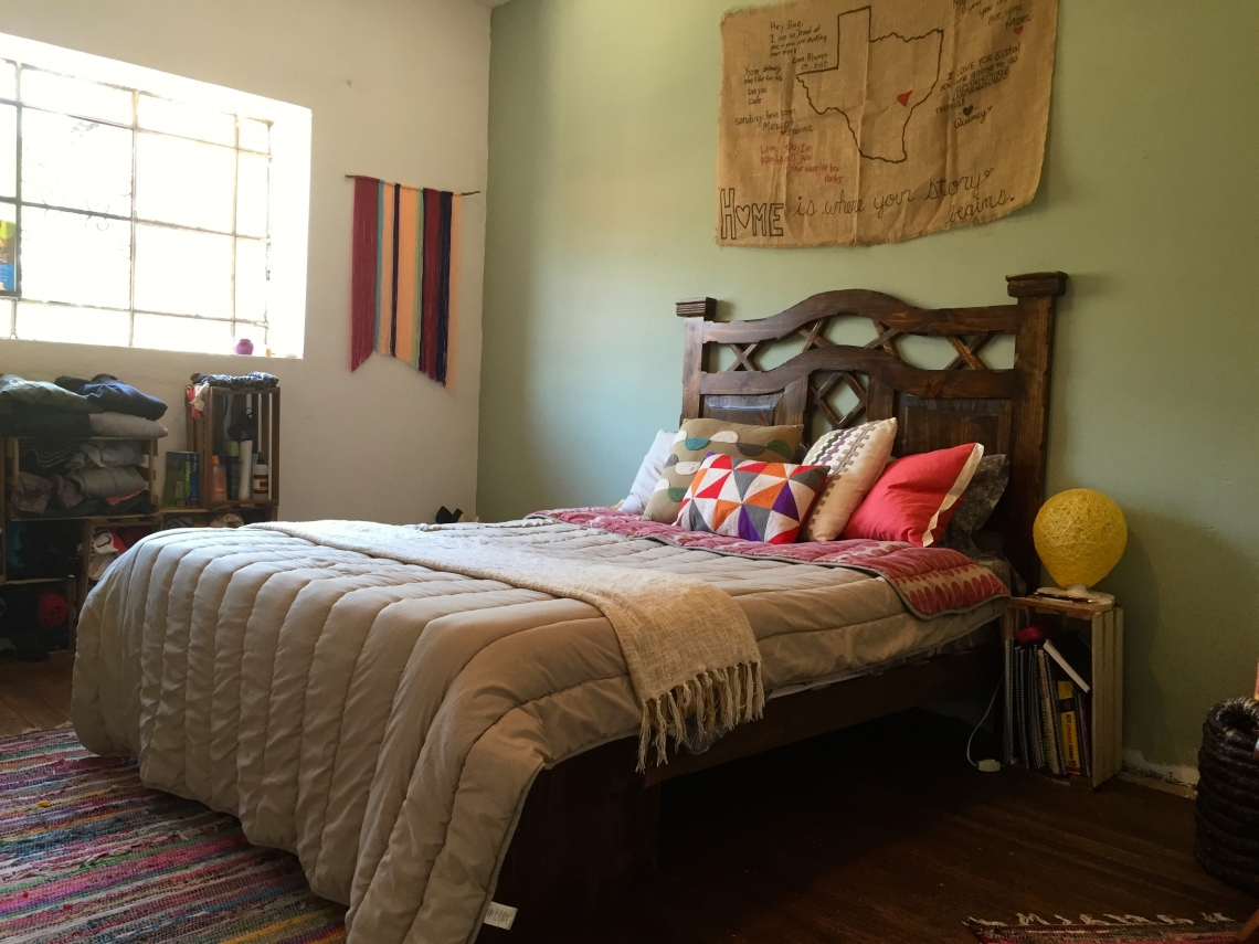 Peace Corps cribs Peru bedroom DIY