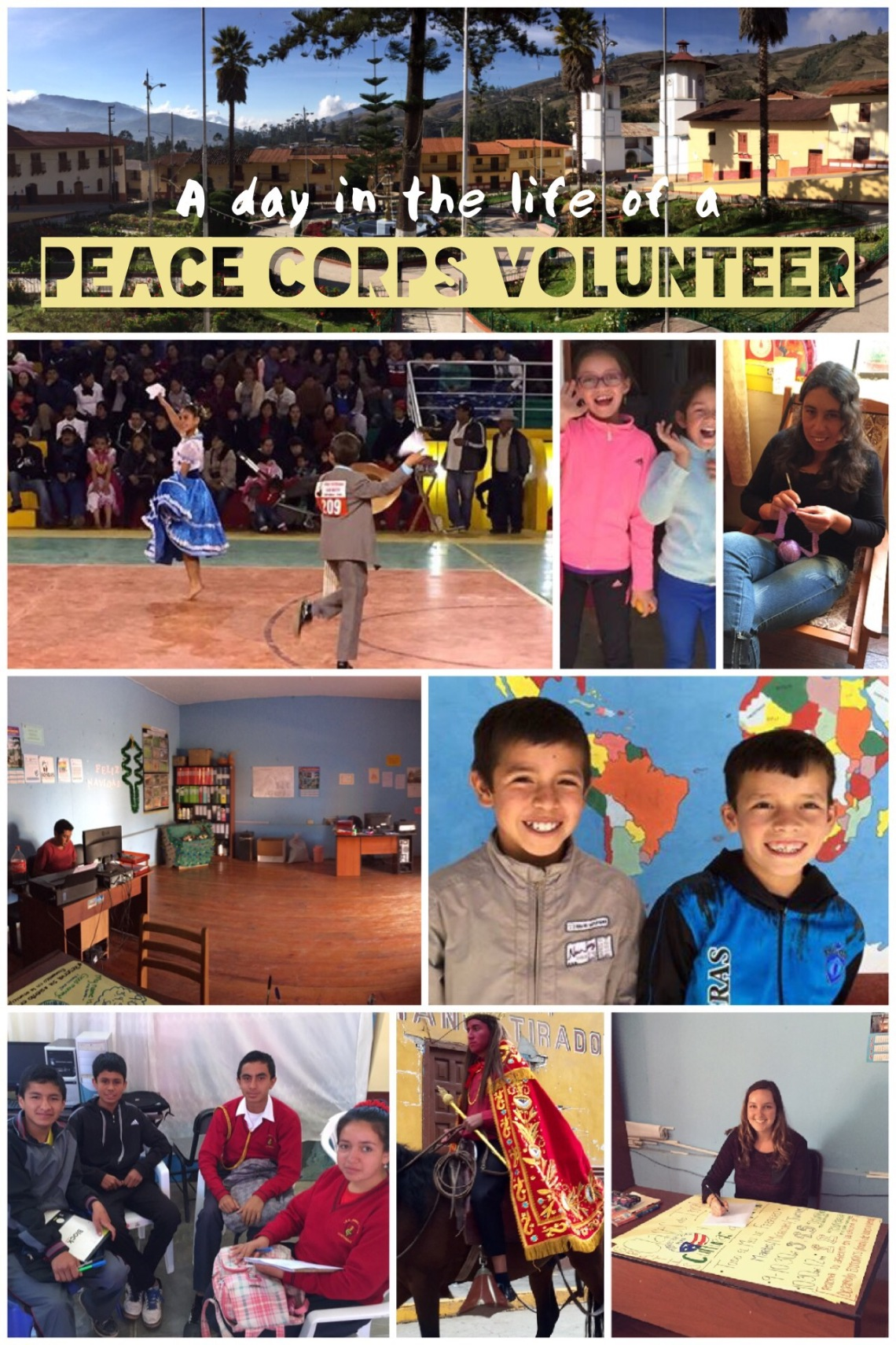A Day in the Life of a Peace Corps Peru Volunteer