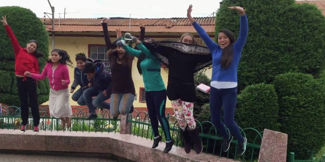 Peace Corps Week Video Entry Peru