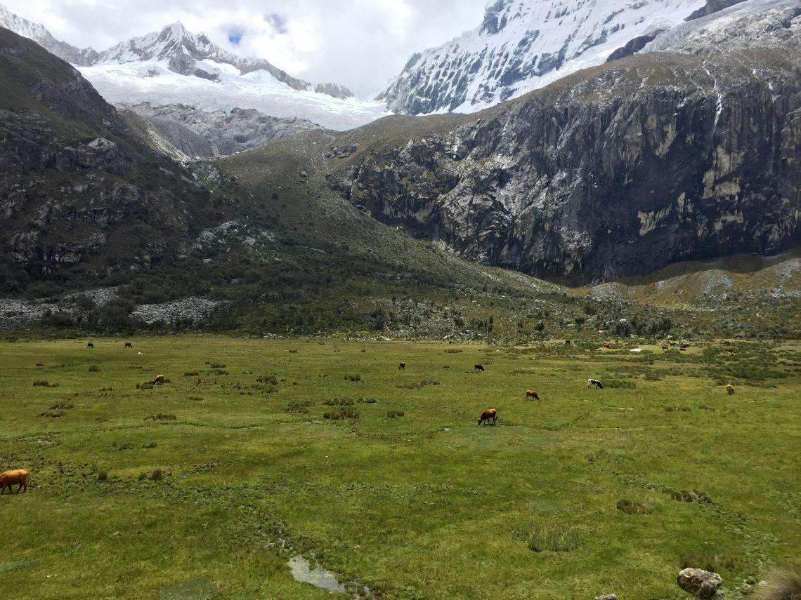 Hike to Laguna 69 Huaraz, Ancash, Peru Peace Corps 3