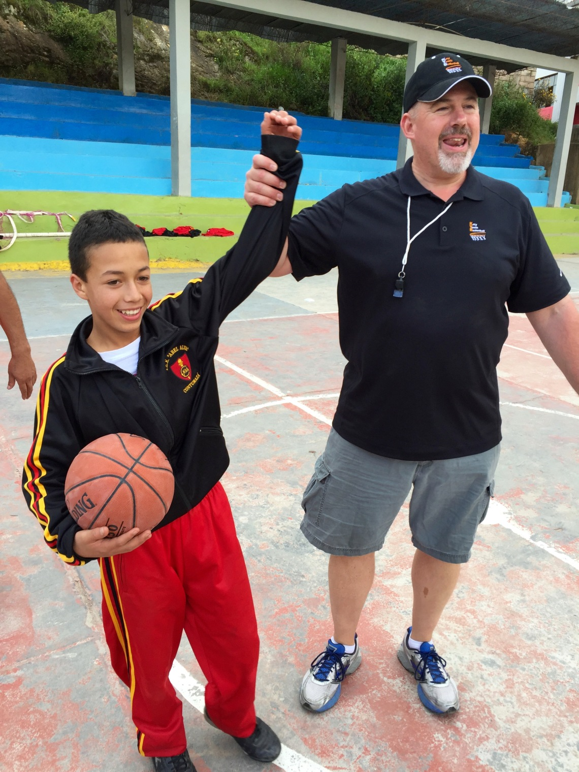 basketball camp Peru 22