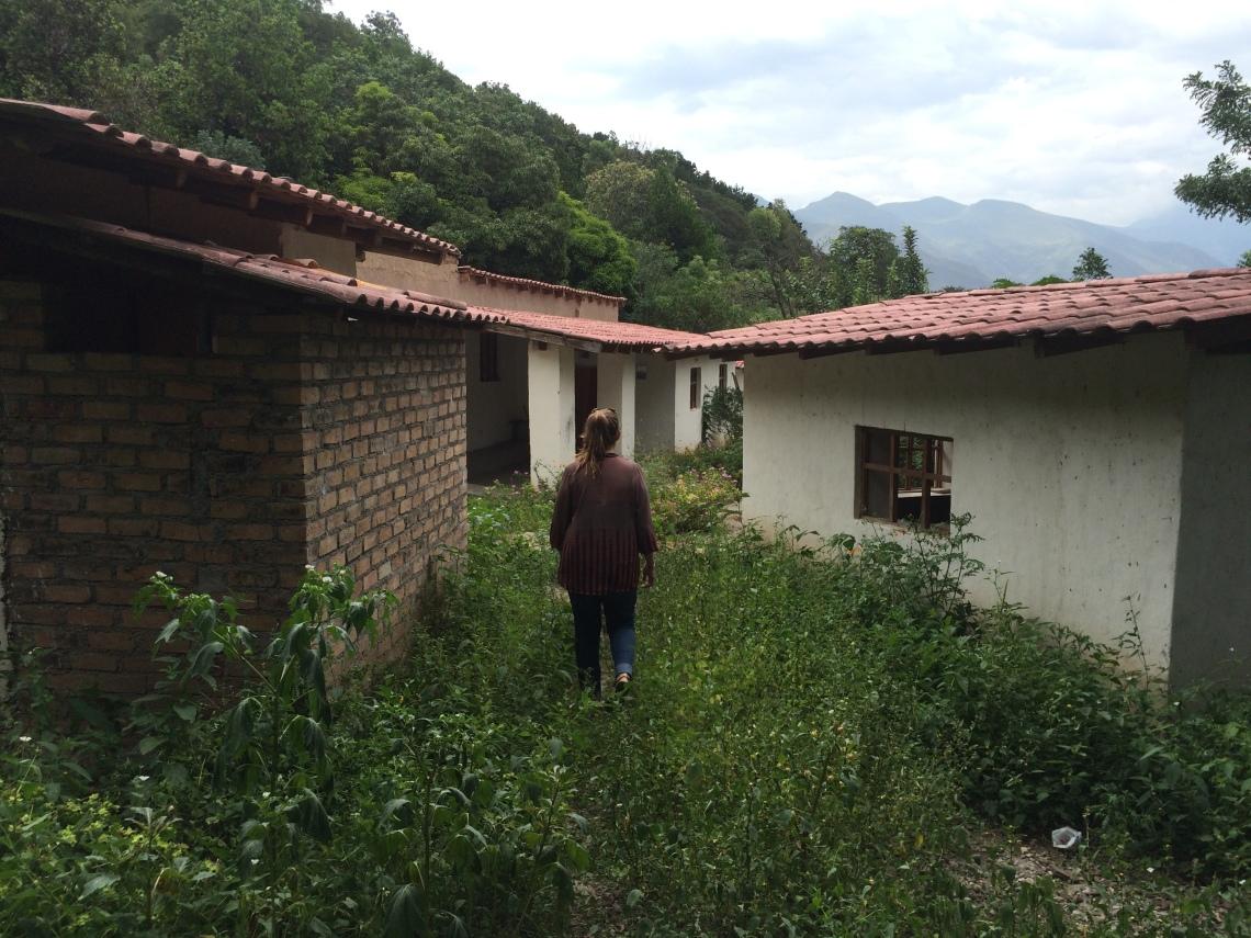 Huertas Peru Peace Corps Community Connections