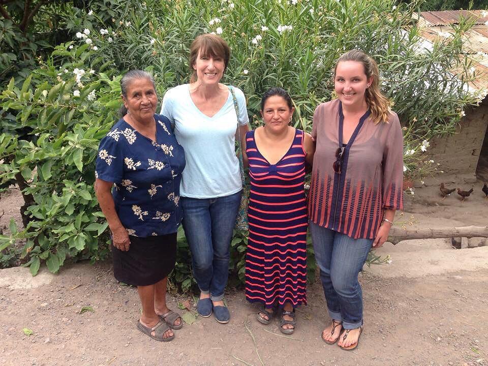 Host Family Peace Corps Peru Volunteer