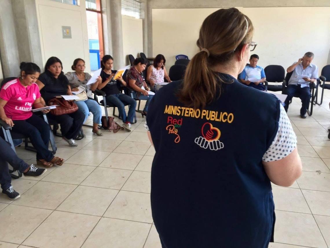 Peace Corps Peru Volunteer Third Year