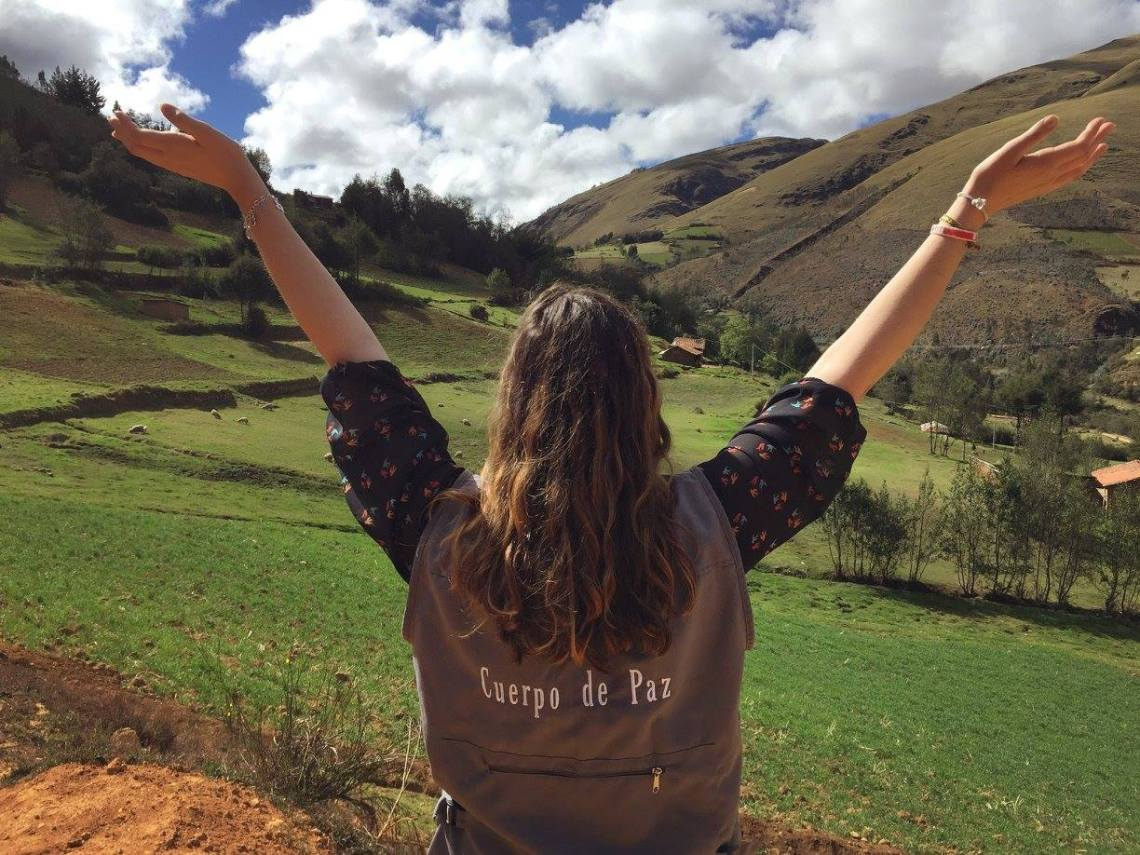 The Power of the Vest Peace Corps Peru Blog