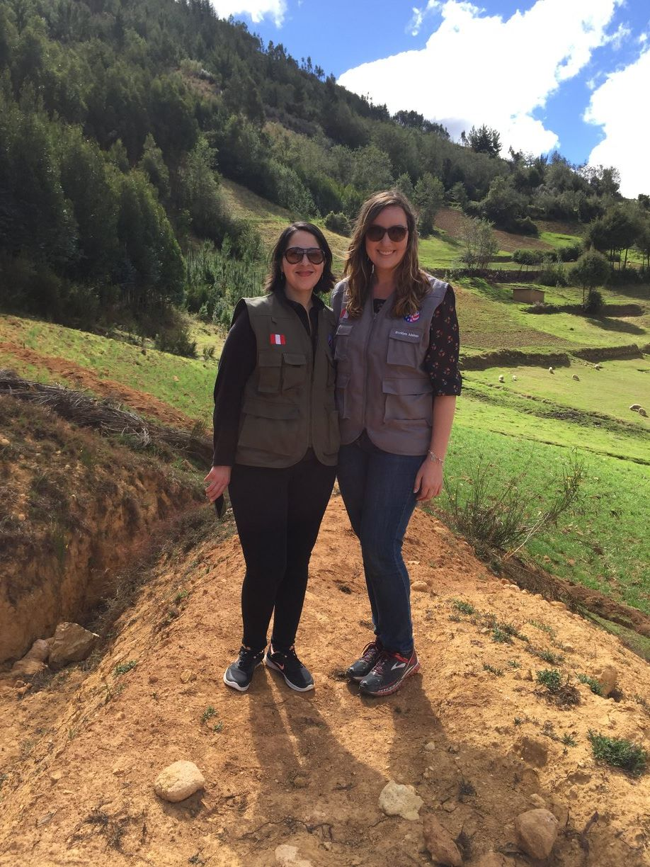 The Power of the Vest Peace Corps Peru Volunteer Blog 2016