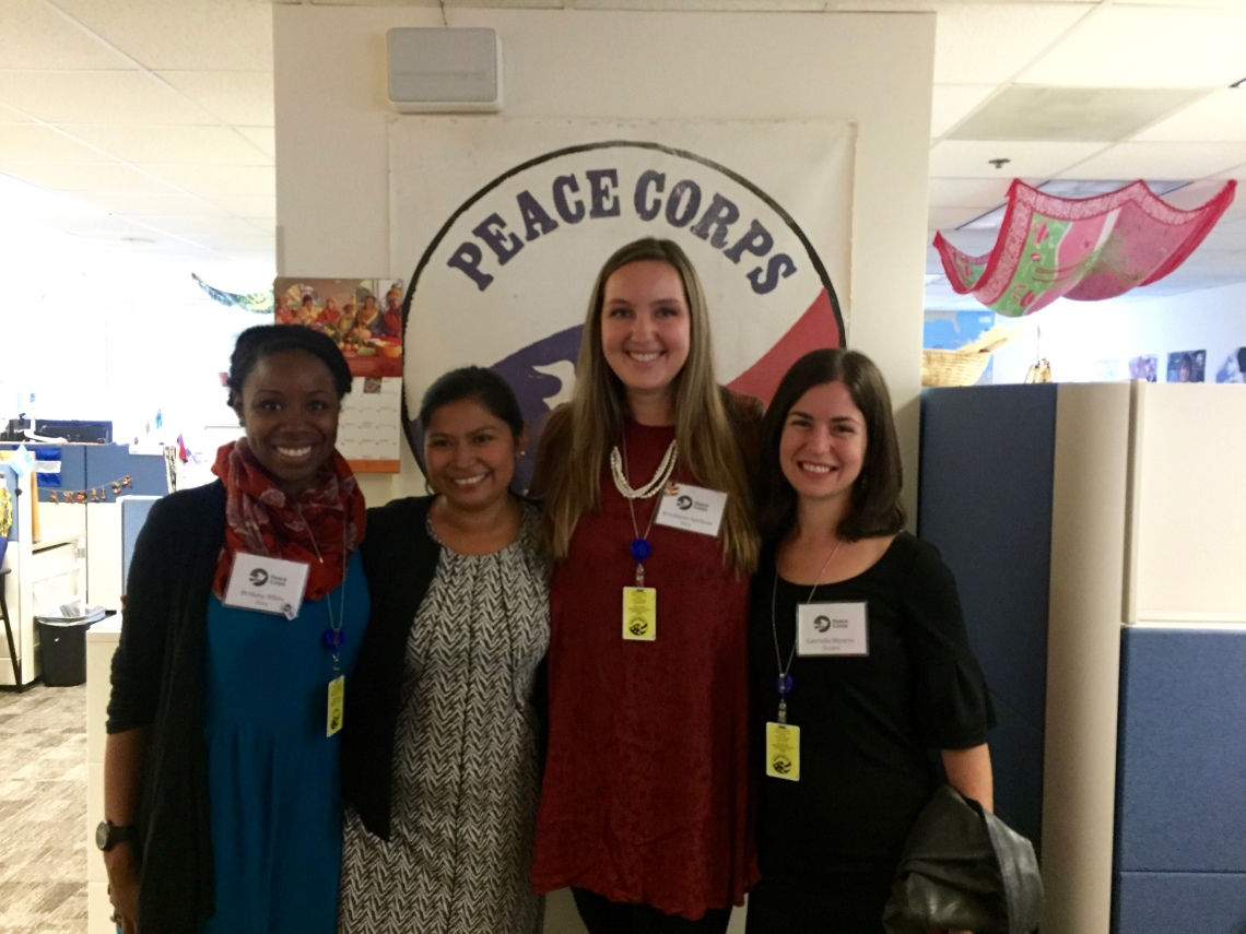 Peace Corps Peru Country Desk Officer 2016
